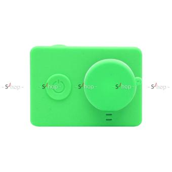 Xiaomi Yi Silicon / Silicone Case and Lens Cap