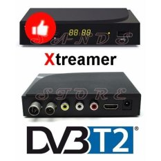 Xtreamer Set Top Box DVB-T2 TV Digital dan Media Player