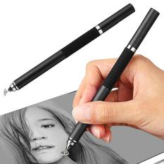 YBC 2 in 1 Stylus Ballpen Metal Capacitive Ballpoint Pen for Touch Screen iPhone iPad Tablet - intl