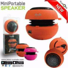 Yumoto Mini Portable Speaker - Random