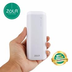 Zola Torch Powerbank 10000 mAh - Putih