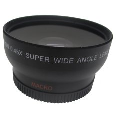 Zomei High Definition Auto Focus 0.45.52mm Wide Angle Lens with Macro Lens