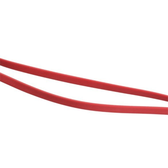 3.5mm 1m Stereo Audio Jack AUX Auxiliary Cable for iPhone iPod MP3 Red