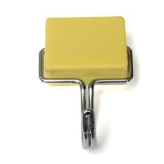 1 buah Magnet Super kuat kait gantungan Microwave kulkas Magnet kait kuning