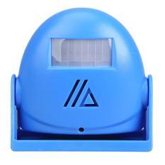 16 Songs Blue Wireless Induction Welcome Motion Sensor Doorbell Door Bell