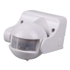 180 Degree Home PIR Motion Sensor Light 1200W White (Intl)