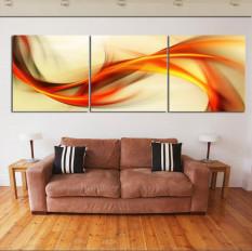 2016 baru 3 buah dinding seni ukuran besar 60 cm x 60 cm gambar dekorasi rumah