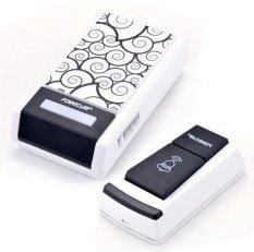36 Tones Wireless Remote Control Door Bell Waterproof Button Home Security 30 (Intl)
