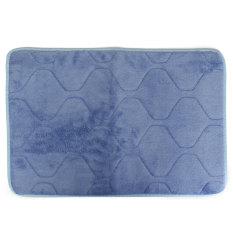 40 x 60cm Absorbent Soft Memory Foam Mat Bath Bathroom Rug Shower Non-slip Floor Carpet