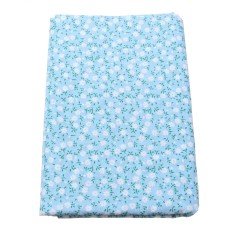 45x150cm Floral Flowers Pattern Cotton Fabric For Dolls Bag Cloth Sewing Craft Small Flower - Intl