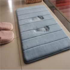 50X80cm Memory Foam Soft Carpet Striped Area Rug Home Decoration Floor Mat For For Bedroom Living Room Floor Carpet