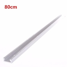 800mm T-tracks T-slot Miter Track Jig Fixture Slot For Router Table Band Saw - intl