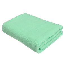 Absorbent Microfiber Towel Bath Quick Drying Washcloth Bath Light Green (Intl)