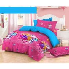 Alona Ellenov Jepang Little Pony Dream Bed Cover Set Katun Jepang Super 200 x 200