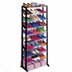 Amazing Shoe Rack Rak Sepatu Sandal 10 Susun