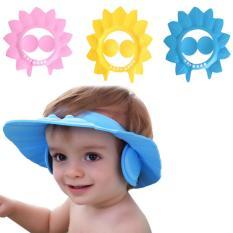 rambut kering topi handuk mandi. Source · Baby Shower Cap Motif Daun .