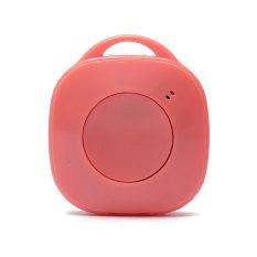 Bluetooth 4.0 Anti-lost Keys Wallet Finder Smart Tracker (Pink) (INTL)