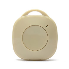 Bluetooth 4.0 Anti-lost Keys Wallet Finder Smart Tracker Yellow