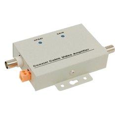 BNC Coaxial CCTV Video Balun Amplifier For CCTV Camera