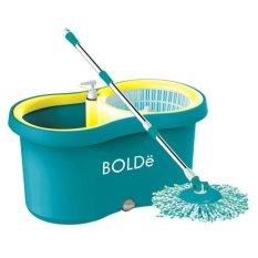 Bolde Super Mop Alat Pel Otomatis 169 Plus - Biru Tosca