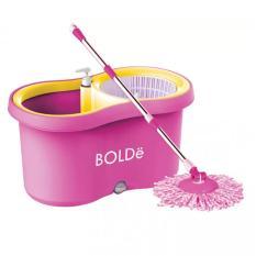 Bolde Super Mop Alat Pel Otomatis M-169X Plus - Pink