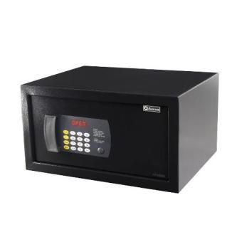 Brankas Digital Kecil Aegis Safe Deposit Box Hotel A2043 (Hitam)