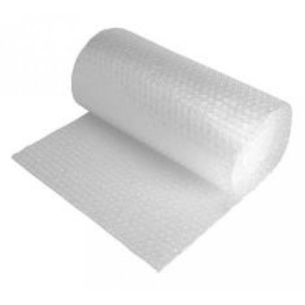 Bubble Wrap 500cm x 125cm - Transparant