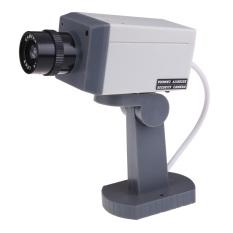 CCTV palsu buatan rumah memindai deteksi gerak kamera keamanan dengan memimpin