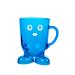 Colorful Cartoon Easily Bear Cups - Blue