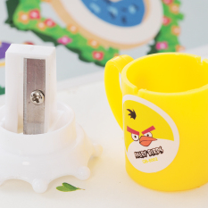 Cute Cartoon Mini Cup Pencil Sharpener Pencil Sharpener --A Paragraph