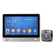 DB218 IHome 8 Wireless Video Door Phone Smart WIFI Peephole Doorbell