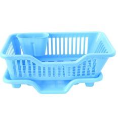 Dish Racks Utensils Kitchen Dishes Draining Rack Storage Racks - Intl