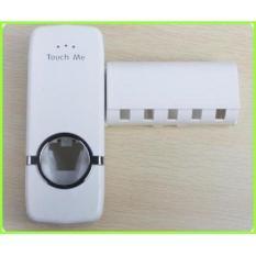 Penjepit odol / alat pemencet tube pasta gigi krim karakter animal. Source · Dispenser Pasta Gigi dan Sikat Gigi Toothpaste Dispenser