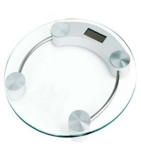 Diva-Davi Timbangan Badan Digital Circle 180kg