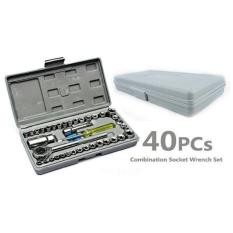 diva-Davi Tool kit set Alat kunci pas 40 in 1 - wrench set