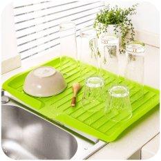 Drain Board Dishes Drain Filter Plate Storage Rack Kitchen Tools - Intl