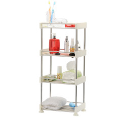 EGC Stainless Steel Kitchen Storage Rack Four Layers - Intl