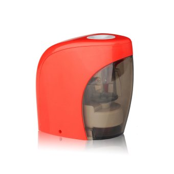 Electric Automatic Pencil Sharpener School Office Stationery Supplies