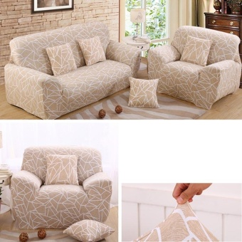 ... L Tfo Type 1 . Source · European Style Stretch Sectional Sofa Soft Slipcovers Elastic CouchCover For Two Seats - intl