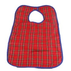 Fancyqube Fashion Adult Waterproof Dining Apron Red