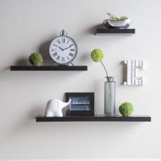 Floating Shelves - Rak Dinding Minimalis [Pilihan Warna]