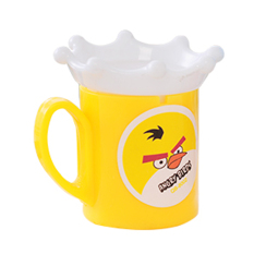GOOD Fashion Cute Cup Pencil Hand Cartoon Pattern Design Stationery Equipment