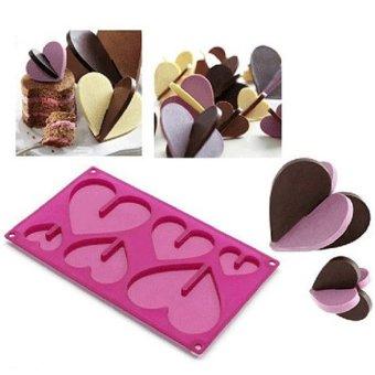 Griya Cetakan Love Sheet - Pink