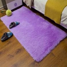 Habitat xin tebal dapat dicuci silky kamar tidur karpet samping tempat tidur tidur tikar bay window tikar dapur pintu masuk tikar keset