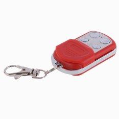 HAOFEI 433MHz EV152.12.4Keys ASK Metal Wireless Remote Control Learning Code