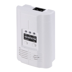High Sensitivity LPG LNG Coal Natural Gas White Leak Detector Alarm Sensor (Intl)