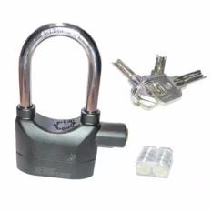 HOKI COD - Kinbar Gembok Alarm Super Kuat Ring Panjang - Premium