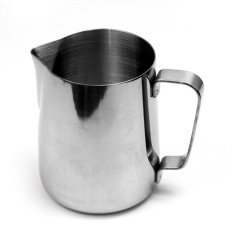 ... Cappuccino Milk Tea Frothing Jug Source · LT365 Philippines LT365 Home Drinkware for sale prices Source Hot Sale Kitchen 350ML Stainless Steel Coffee