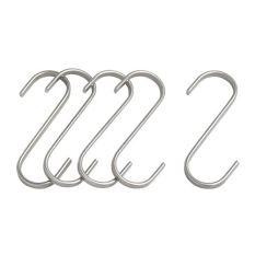 IKEA Grundtal - Pengait S, Baja Tahan Karat 11cm - Silver