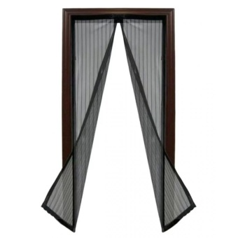 Dapurbunda Tirai Pintu Magnet Anti Nyamuk Magnetic Curtain Magic Source Aimons Magic Mesh .